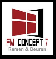 FM Concept 7 - PLAATSEN VAN RAMEN
